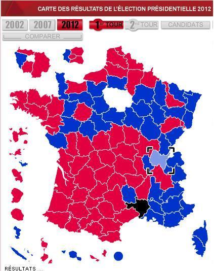 Bretagne réunifiée des électeurs