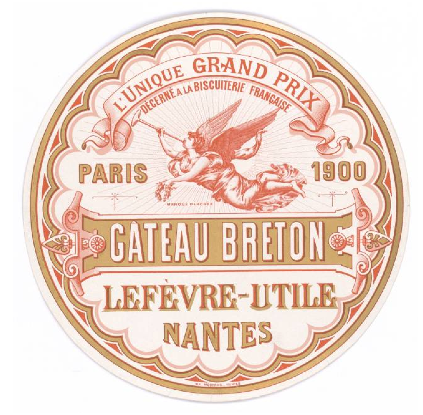 gateau breton